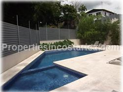 Costa Rica Escazu, Escazu condos, Country Day School, Relocation, modern condo, Multiplaza, CIMA, Swimming pool 2 bedroom, unfurnished
