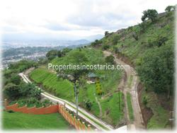 San Antonio land, Escazu real estate, San Antonio Escazu, views, mountain, 1852