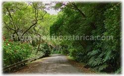 Costa Rica real estate, Santa Ana Costa Rica, land for sale, panoramic views, montana del sol, gated community, building land