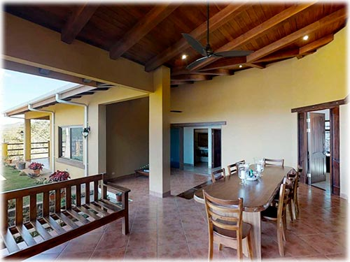 Brand New Spacious Neocolonial home close to Playa Tamarindo - ID CODE: #3615