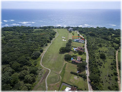 This is the only opportunity to own both ocean-view and golf front property along the Guanacaste's Gold Coast.