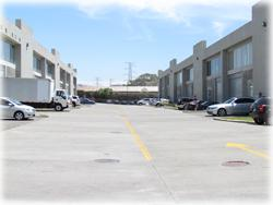 Costa Rica real estate, Costa Rica office space for rent, Santa Ana offices, warehouse for rent, storage space, near highway, mezzanine