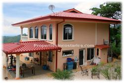 Costa Rica, real estate, for sale, swimming pool, oceanview, panoramic, beach, dominical, south pacific, surf, 1917