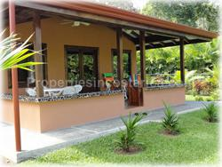 Costa Rica, real estate, pavones, home, bungalow, jungle, surfing, 1918