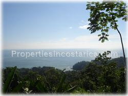 Dominical land, for sale, real estate, Costa Rica ocean view, Osa, Ballena island, Whales tail, available, invest,1515