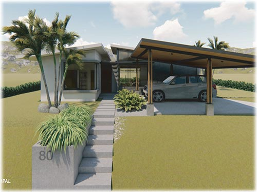 Brand New Home in Marbella's Gated Community - Incredible Pre-Construction Price!       - ID CODE: #3570
