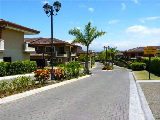 Ideal Executive Townhome / Rental Investment in Premier Location of Escazu
