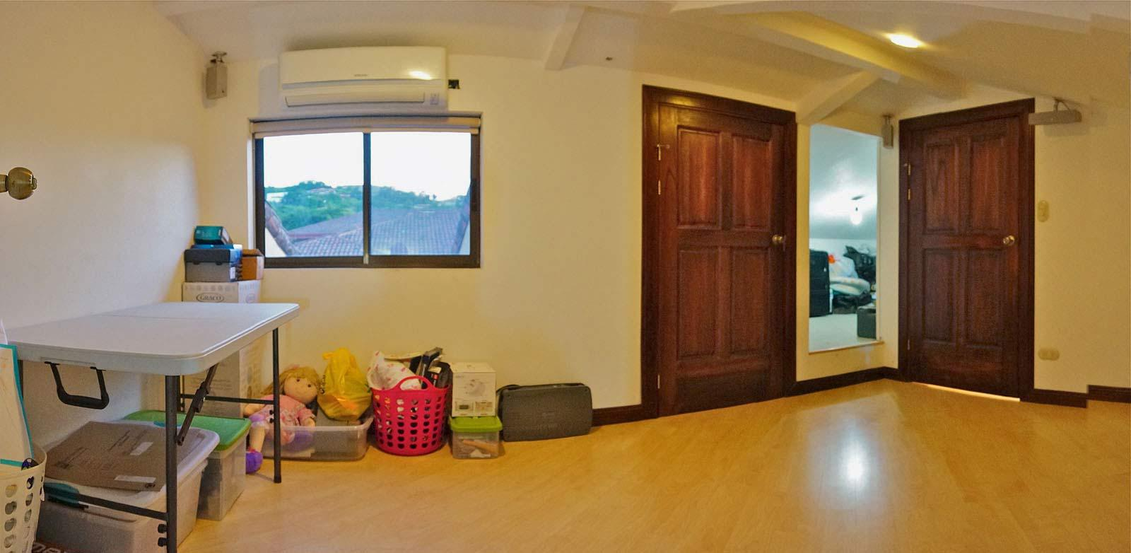 Escazu home for sale, homes, in condominium, gated community, 4 bedroom, backyard, swimming pool, tennis court, central location