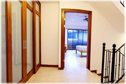 Escazu home for sale, homes, in condominium, gated community, 4 bedroom, backyard, swimming pool, tennis court, central location,