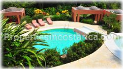 Costa Rica vacation rentals, Manuel Antonio Vacation villas, for rent, private homes, swimming pool