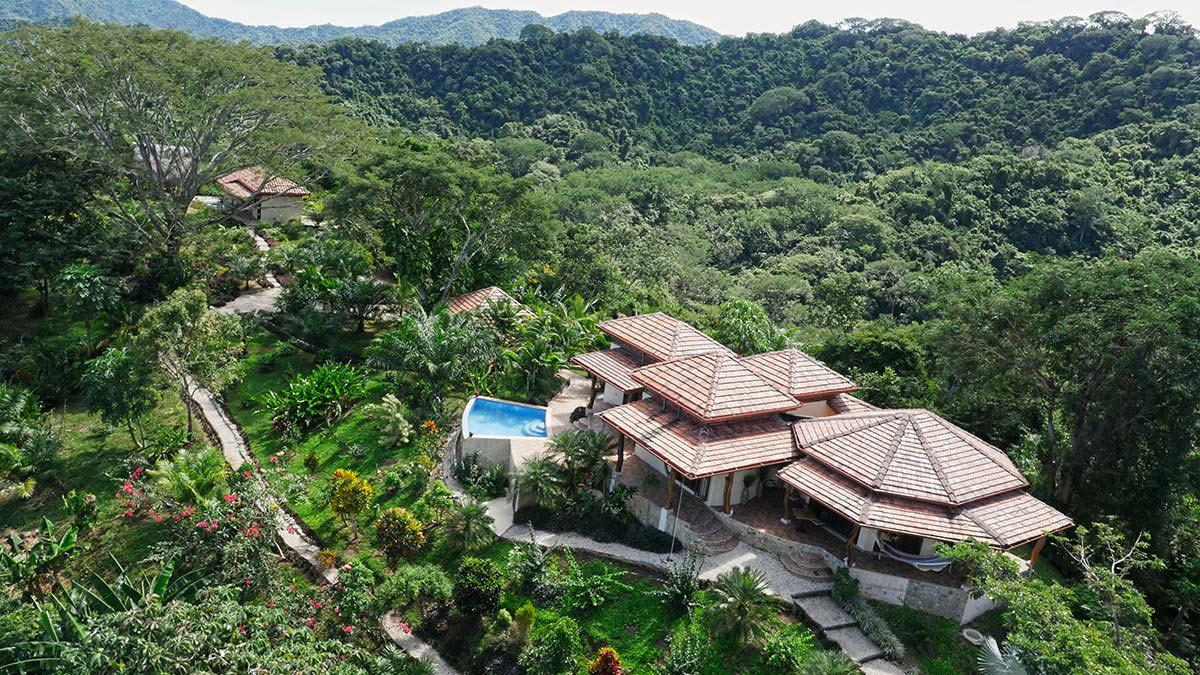 Costa Rica 310-acre Private Ranch with Stunning Views and Magical Forest!