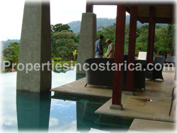 Costa Rica vacation home, Costa Rica vacation rentals, Vacation house with pool, large vacation villa, villas for rent, oceanview home, rainforest home