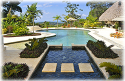 costa rica home, home for sale, ocean view, seaside house,coastal home,, pool, income, invest, investment opportunity