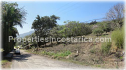 Escazu land for sale, Escazu lot, Escazu investment, residential lot, premiere area, upclass, mountain view, valley view, location, 1681