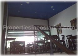 Restaurant for sale, investment opportunity, price for business, clients, success, income, commercial center restaurant, Lindora, 1506