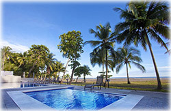 Right on Paradise! Beachfront Condo Units For Sale in Jaco Beach