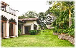 Spanish Style Architecture, Costa Rica, Luxury Home, for sale, for rent, Santa Ana, Gated Community, Estate, Residence, mountain view, house, San Jose