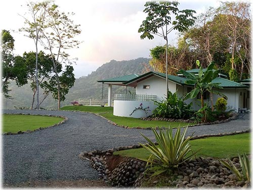 ocean, mountain, sunsets, dominical, beach, properties for sale, south pacific, development, valley