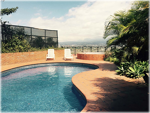 city homes, central valley, for rent, escazu real estate,