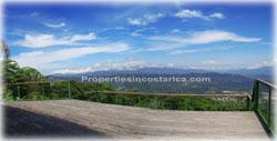 Costa Rica land for sale, Costa Rica real estate, development, investment opportunity, valley view, mountain land, acreage, 1812