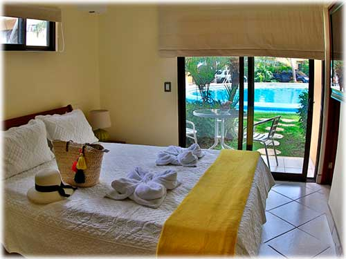 Costa Rica real estate, for rent, vacation costa rica, vacation rental, short term, tamarindo beach, swimming pool, gated community