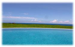 Infinity pool in House for sale in Costa Rica