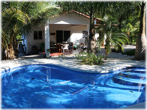 north pacific, samara real estate, for sale, nature, swimming pool, rancho, 3 bedrooms,