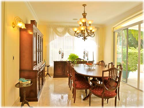 Costa Rica, luxury, real estate, golf front, Home, for sale, in valle del sol, golf community, santa Ana, Tennis Club