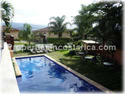 Costa Rica real estate, Escazu Costa Rica, Costa Rica house rentals, homes for rent,  townhouses, 3 bedroom, gated community, Guachipelin