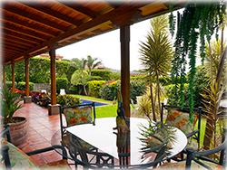 costa rica real estate, for sale, Furnished House, executive, home rental, santa ana real estate, for rent, costa rica, property, with pool, in condominium, gated community, with security
