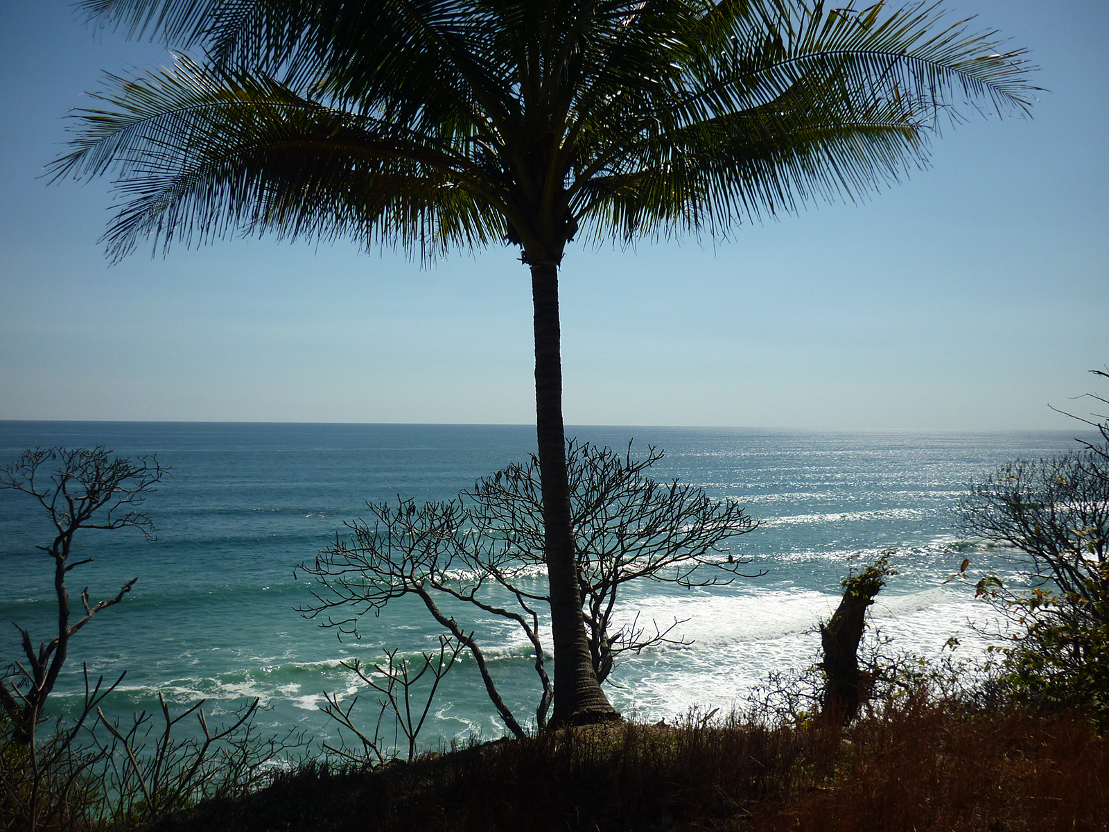 This unique piece of land is located in Playa Samara at just a few minutes away from the center of town and beach.