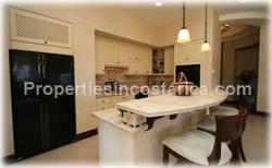 Los Suenos Costa Rica, Los Suenos real estate, for rent, vacation cond fully furnished, golf, marina, swimming pool, 3 bedroom