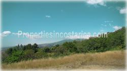 Grecia real estate, Grecia for sale, Grecia lots, Costa Rica real estate, investment, valley views, mountain views, 1760
