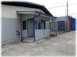 Costa Rica warehouses, Costa Rica storage rentals, facility for rent, commercial real estate, Heredia warehouse, security