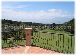 Heredia mountain estate, country house, Costa Rica chalet, for sale, Heredia real estate, furnished, mountain view, valley view, wood, 1543