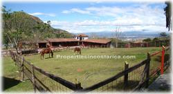 Santa Ana, horse property, equine center, equine property, Costa Rica equine, for sale, pool, furnished, country home, unique, 1600