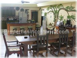 jungle home, for sale , manuel antonio real estate, quepos,1660
